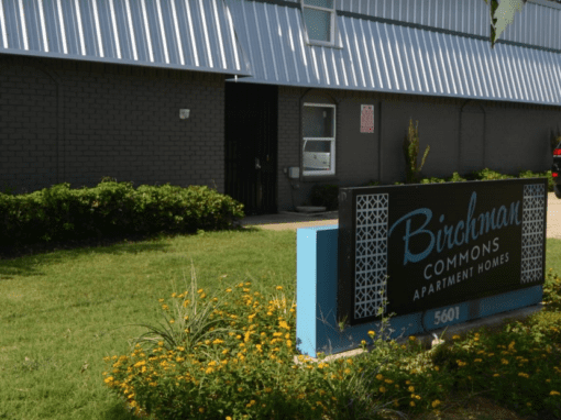 BIRCHMAN COMMONS – FORT WORTH, TEXAS