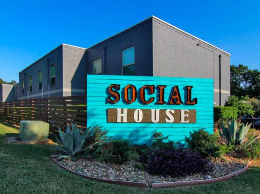 SOCIAL HOUSE – NACOGDOCHES, TX