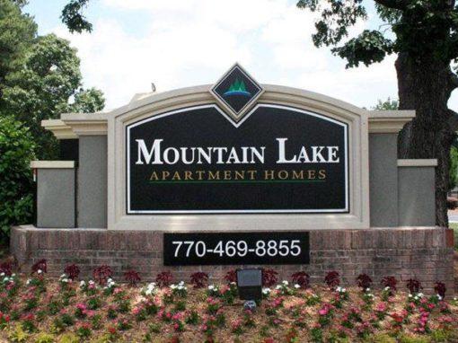 Mountain Lake, Atlanta, Georgia